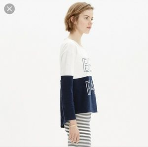 Madewell Bien Fait Pull On Top